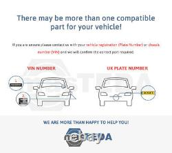 Meat & Doria Turbocharger Cartridge 60043 A For Ford Focus Ii, Focus C-max, Fusion