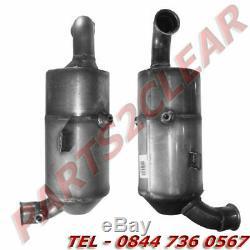 Mini Cooper 1.6 D Dpf Diesel Particulate Filter Soot 1.6d R56 R55 110 Bhp 2008