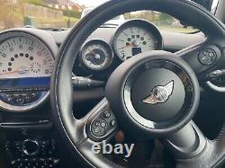 Mini Cooper D 1.6 convertible, Red, 2012, FSH, 9 mnth MOT, 2 keys