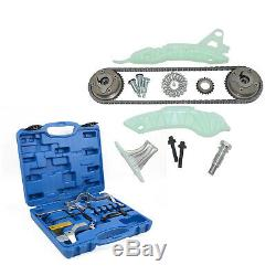 N12b14 N16b16 N18b16 N14b16 Citroen Mini Peugeot Timing Chain Kit + Vvt+tools