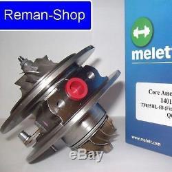 Original Melett UK turbocharger cartridge Mini Peugeot Citroen 1.6 THP