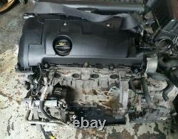 PEUGEOT Mini Cooper 1.6 1600 sport petrol engine 5FW N12B16A ENGINE 55000 miles