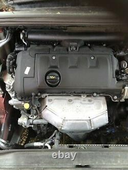 PEUGEOT Mini Cooper 1.6 1600 sport petrol engine 5FW N12B16A ENGINE 60000 miles
