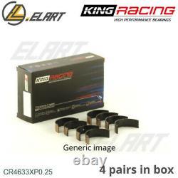 Performance ConRod BigEnd Bearing set +0.25mm for PEUGEOT, 207 CC, 308,207 SW, EP6