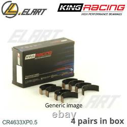 Performance ConRod BigEnd Bearing set +0.5mm for PEUGEOT, 207 CC, 308,207 SW, 3008