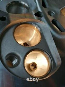 Peugeot 205 Gti Cylinder Head Gas Flow Ported And Polished