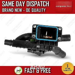 Peugeot 206 207 307 308 407 1.4 1.6 HDI Thermostat Housing With Sensor 2004on