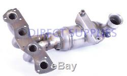 Peugeot 207 1.4 16v Catalytic Convertor Manifold Mani Cat (type Approved)