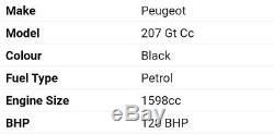 Peugeot 207 207sw 207cc 308 308sw Citroen 2006-2010 1.6 Petrol Engine 5fw