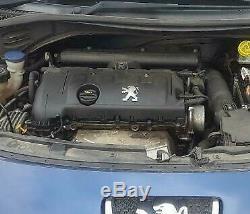 Peugeot 207 Sport Bmw Mini 5fw Ep6 1.6 Petrol Engine 120bhp 2010