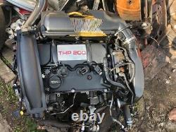 Peugeot 208 Gti Engine 1.6 Petrol Thp Mini Cooper S 5G04 complete