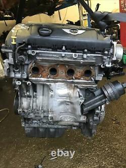 Peugeot Mini Cooper 1.6 1600 Sport Petrol Engine 5FW N12B16A Engine 96k