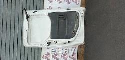 Peugeot Partner Berlingo 08-12 n/s near passenger left side loading door white