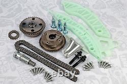 RS0050 Timing Chain Set Simplex Citroen C4 Mini Peugeot Mit 2x Vvt Ventilsteller