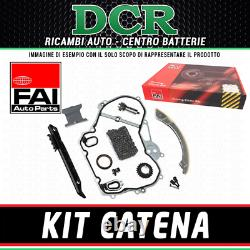 Set Timing Belt FAI AutoParts TCK118WO Citroen Mini Peugeot