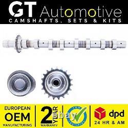 Steel Inlet Camshaft For Citroen Peugeot 1.6 Hdi / Tdci Dv6b Dv6ated 0801. Z9