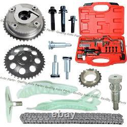 TIMING CHAIN KIT VVT Gear Tool Set for PEUGEOT 207 308 508 3008 5008 WA WC 1.6L
