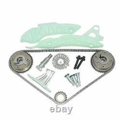 TIMING CHAIN KIT + VVT N13B16 fit for CITROEN MINI R55 R56 R57 PEUGEOT N14B16