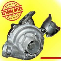 TURBO 753420 C4 Picasso Focus Mondeo Peugeot 307 Partner V40 1.6 HDI 109 ps
