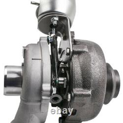 TURBO TURBOCHARGER for FOCUS 1.6 DIESEL TDCi DV6 ENGINE 110PS AND gasket