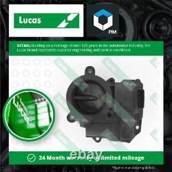 Throttle Body fits MINI COOPER R56 1.6 06 to 13 Lucas 13547528179 13548624189