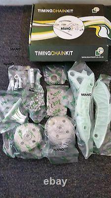 Timing Chain Kit Citroen C3 C4 Ds3 Ds4 Picaso Mini-mini Peugeot 1.4 1.6 Vti Thp