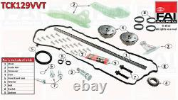 Timing Chain Kit for Peugeot 207 208 308 508 Partner Tepee RCZ 1.4 1.6 16V EP6