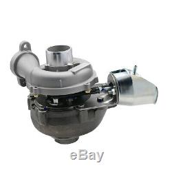 Turbo charger For Ford Citroen Peugeot 206 207 1.6 HDI + Gaskets 750030 740821