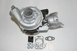 Turbocharger 1.6HDI TDCI 109PS 80kW Citroen Ford Peugeot Mazda Mini Volvo 753420