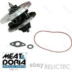 Turbocharger Cartridge Core CHRA for Peugeot Citroen Ford Volvo Mazda Mini