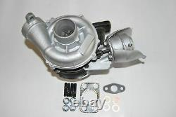 Turbocharger Citroen Peugeot 1,6 HDi 80kw / Ford Mazda Volvo 1.6 D TDCi +Gaskets