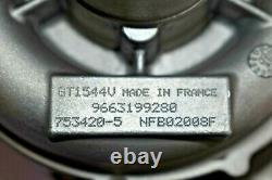 Turbocharger Fits Citroen Ford Mazda Mini Peugeot Volvo 1.6D 753420-5 GT1544V