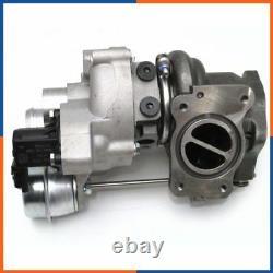 Turbocharger New for MINI PEUGEOT 1.6 THP 200 hp 5303-970-0118, 5303-970-0163