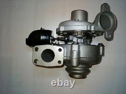 Turbocharger Peugeot Citroen Ford Mazda Volvo 1.6HDI 110HP 753420