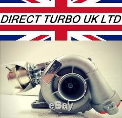 Turbocharger Turbo Citroen Ford Peugeot 1.6 Hdi 110bhp 753420 0375j6 Gt1544v