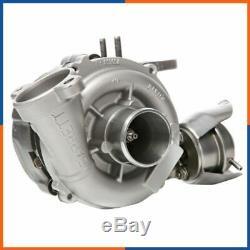 Turbocharger for CITROEN PEUGEOT FORD MAZDA MINI VOLVO 1.6 HDi 110 hp 753420