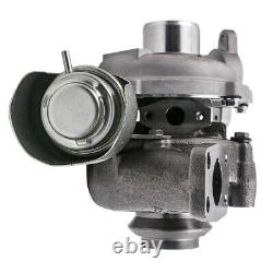 Turbocharger for Peugeot Citroen Ford Mazda 1.6HDI 109 HP 753420 Exhaust Turbo