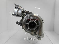 Turbolader 1,6 TDCI HDI Ford C-Max Ford Focus 80 KW