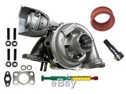 Turbolader 1.6HDI TDCI Ford Citroen Peugeot Volvo Mazda Mini ORIGINAL GARRETT