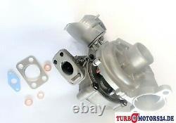 Turbolader Citroen Ford Mazda Peugeot Volvo 1.6 TDCi HDi D Hdi 109 PS 753420