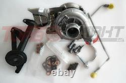 Turbolader Ford Focus II C-Max 1,6 TDCi PSA Motor DV6 80 kW 109 PS inkl. Zubehör