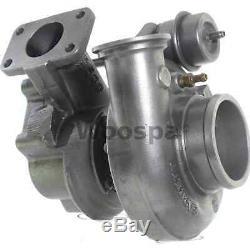 Turbolader Iveco EuroCargo 60 65 75 80 90 100 120 E EL 13 15 17 DK K tector