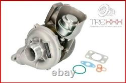 Turbolader NEU! VOLVO C30 / S40 II / V50 1.6 D 80 KW / 109 PS + Montagesatz