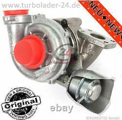 Turbolader Peugeot 1007 206 207 3008 307 308 I 1.6 HDi FAP 80 KW # ORIG NEUWARE