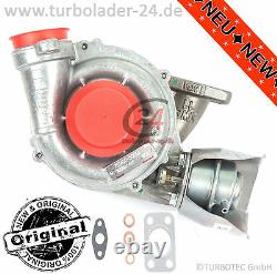 Turbolader Peugeot 407 5008 Partner 1.6 HDi FAP 110 80 KW # ORIG NEUWARE